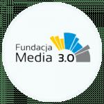 Obsługa Marketingowa dla Fundacja Media 3.0 Współpraca z kreatywną agencją reklamową Gryfny.Design