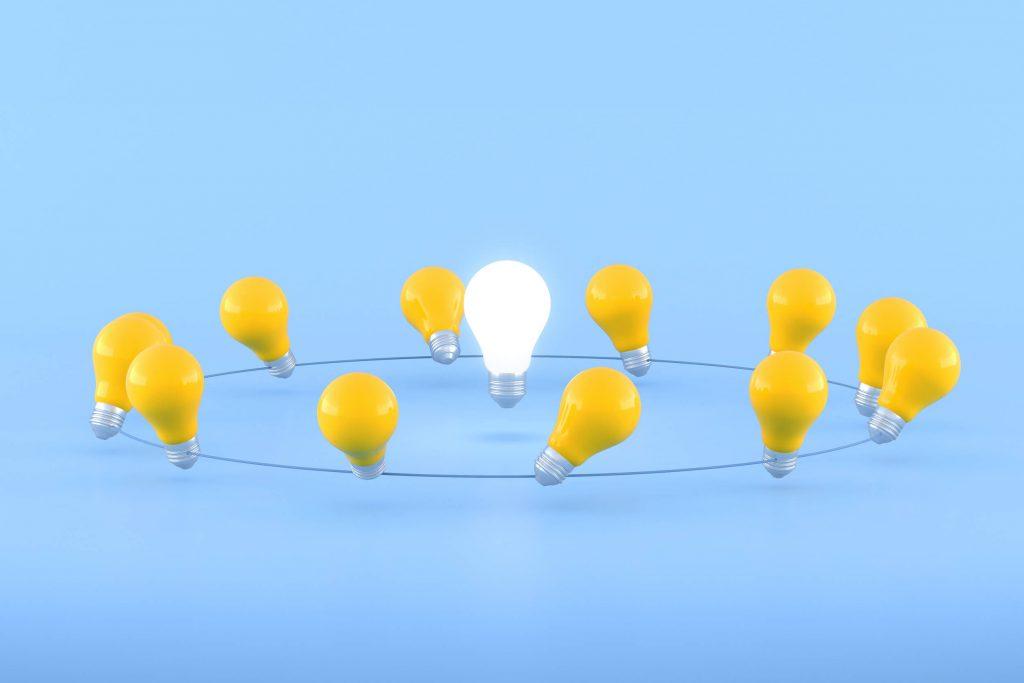 Strategia marketingowa i wybór grupy docelowej. Kreatywna Agencja reklamowa Gryfny.Design