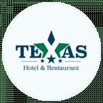 Strona Internetowa i reklama Texas Hotel i Restauracja Współpraca z kreatywną agencją reklamową Gryfny.Design